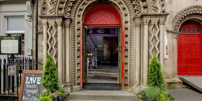 The GhillieDhu (Edinburgh)